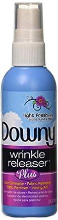 Downy Wrinkle Release - Spray anti-arrugas, tamaño de viaje (3 unidades)