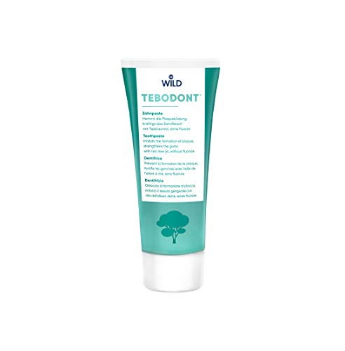 Tebodont® Zahnpaste 75ml (ohne Fluorid)