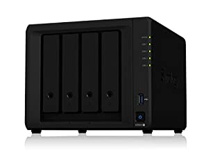 Synology DiskStation NAS, DS920+, 4-Bay; 4GB DDR4 (B087Z34F3R) | Amazon price tracker / tracking, Amazon price history charts, Amazon price watches, Amazon price drop alerts
