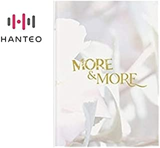 Twice More & More [C ver] Pre-Order 1st Editon Benefit + Folded Poster + 20pcs Extra Photocards (Seoulmate only)