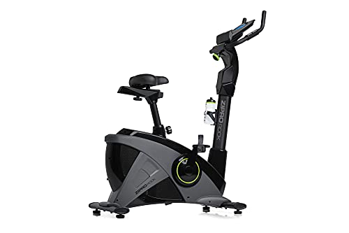 Zipro iConsole Rook - Cyclette magnetica per adulti, portata fino a 150 kg, massa volano di 10 kg, colore nero, taglia unica