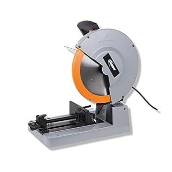 Fein Slugger Metal Cutting Chop Saw with Depth Stop and 1  Arbor - 14  Saw Blade 120 V 1,800 W 1,300 RPM - MCCS14/72905361120