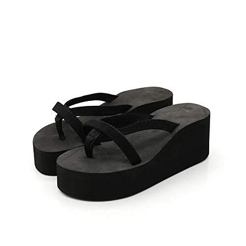 SARUI Chanclas Mujer Sandalias Plataforma Zapatos