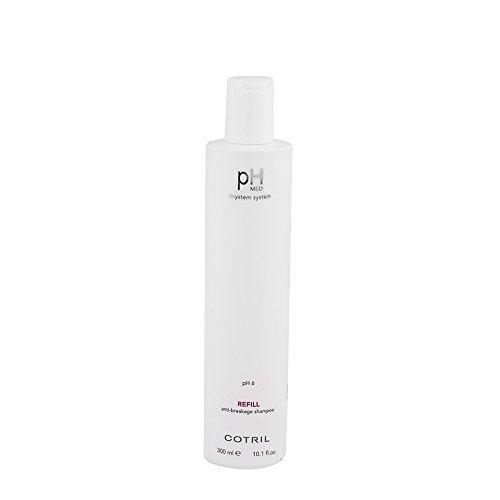 Cotril pH Med Refill Anti breakage Shampoo 300ml - renforcement anti rupture