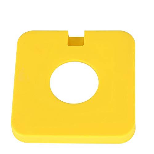 Base de silicona, diseño de borde redondo Cargador inalámbrico Base de silicona Diseño de silicona simple y hermoso para proteger el teléfono móvil y el cargador inalámbrico(green)