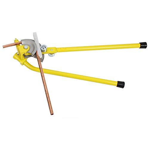 Stanley 0-70-452 Rohrbieger (für Kupferrohre 12, 15, 22 mm, lange Arme für hohe Hebelwirkung und kraftschonenden Gebrauch, Montage in Schraubstock möglich)