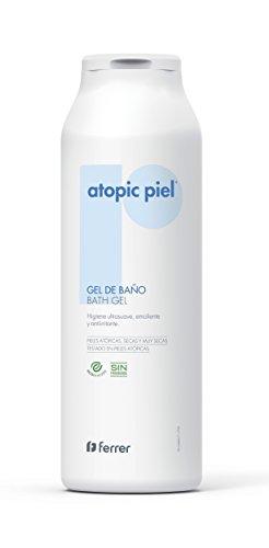 Atopic Piel Gel De Baño para piel atópica, sensible, seca y muy seca 500 Ml