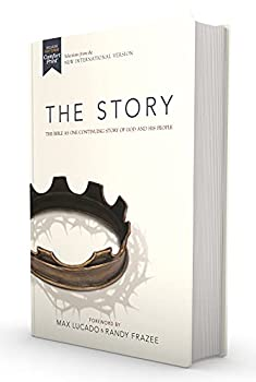 NIV The Story Hardcover Comfort Print  The Bible as One Continuing Story of God and His People