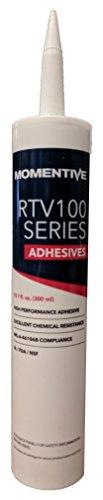 Momentive RTV108 Silicone, One-Part, Translucent, 300mL...