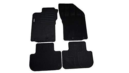 carmats Compatibles avec tapis de sol 147 en moquette, kit de 4 pièces.