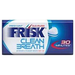 クラシエ FRISK(フリスク) クリーンブレス フレッシュミント 35g×9個入×(2ケース)