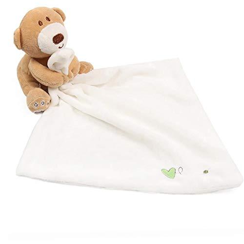 tJexePYK 1pc bebé durmiendo apaciguar la Toalla de la Comodidad del bebé Toalla bebés y los niños en