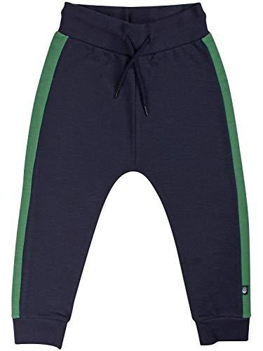 Danefae Boy Hose Organic Oak Pants Dk Navy/Lt Army 98
