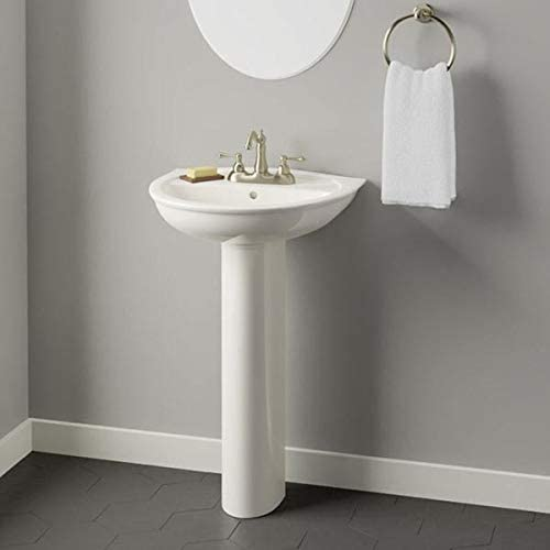 Magnus Home Products Sumter 300 Bathroom China Pedestal Superior Vitreous Don't miss the campaign