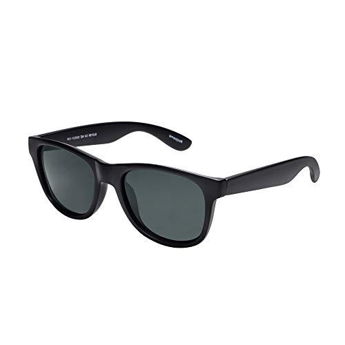 SOJOS Gafas de sol polarizadas para mujeres y hombres estilo clásico vintage SJ2156
