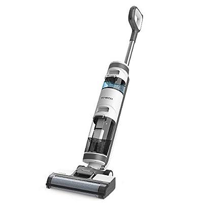 Cordless Wet Dry Cleaner Floor Washer Lightweight Handheld Vacuum Cleaner for Hard Floor