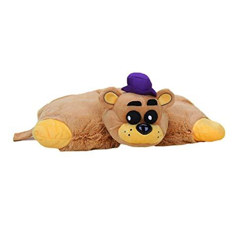 Ashland | Adorable Five Nights at Freddy's Plush Pillow Cushion Stuffed Doll Plush Toy (Nightmare Bear)