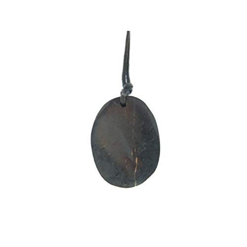 Mineral Import Suspension de shungit ovale grande – 4652 VC