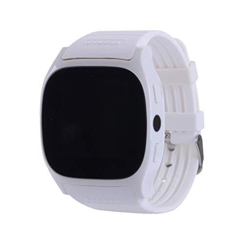 Hemobllo Smartwatch,Smart Watch T8M 1,54 Zoll Smart Armbanduhr Schrittzähler Sport Tracker (Weiß)