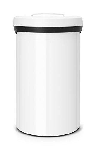 Brabantia Abfalleimer Big Bin 60 L / White