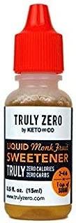 Truly Zero Liquid Sweetener (Monk Fruit)