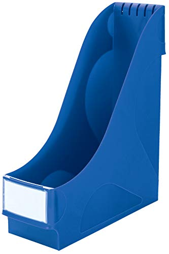 Leitz Portariviste Maxi, Formato A4, Blu, 24250035
