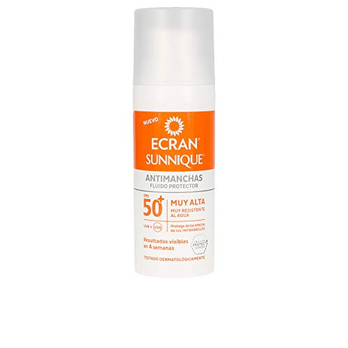 Ecran Ecran Sunnique Antimanchas F50+50(2019) 50 ml