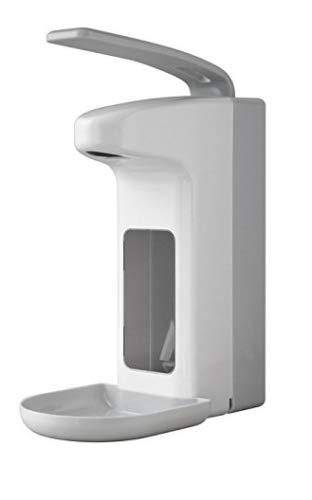 Wandspender NONAME für 500 ml Euroflaschen - Desinfektionsspender - Seifenspender