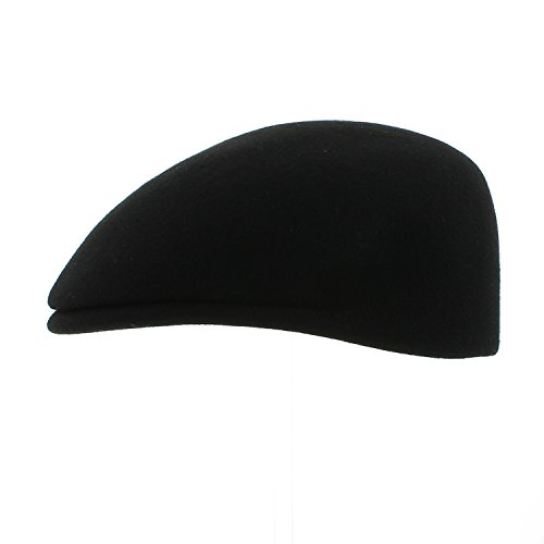 votrechapeau – Mütze – Mütze aus Wolle – Coppola Gr. 62, Schwarz
