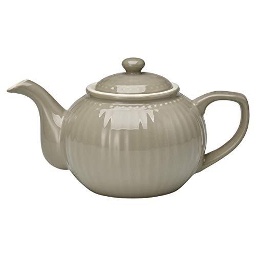 Teekanne, Alice Warm Grey von GREENGATE