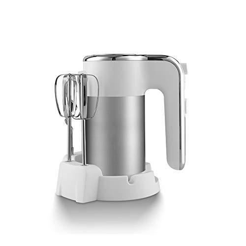 SHYOD Batidor de huevos con mango eléctrico, agitador de leche, espumador, batidor de café, mezclador, agitador de jugo, utensilios de cocina