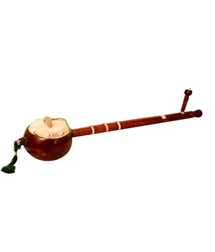 Ekam Musical Indian Traditional Musical Tumbi.(Bamboo)