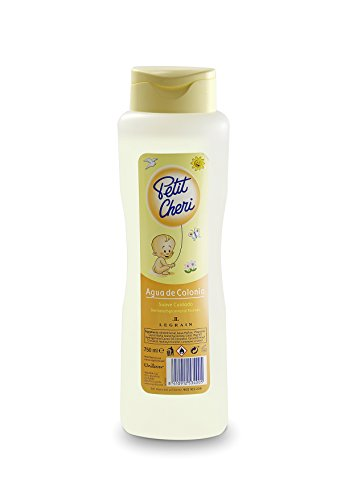 Legrain Petit Cheri Acqua De Colonia - 750 Ml