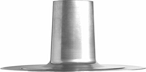 Helios Alu-Dachpfanne FDP 100 Zubehör für Ventilatoren 4010184020240