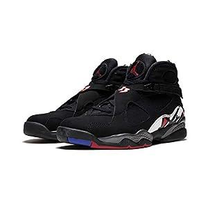 [ナイキ] エア ジョーダン レトロ Air Jordan 8 Retro Playoffs ブラック レッド 305381-061 (28.5㎝) [並...