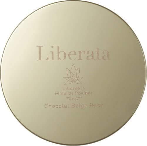 Liberata(リベラータ) リベルスキン ミネラルパウダー ショコラベージュベース 15g