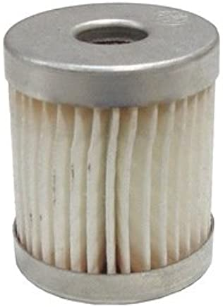 9-5/8 Height Solberg HE274 HEPA Filter Element 385 SCFM 11-3/4 Outer Diameter 8 Inner Diameter