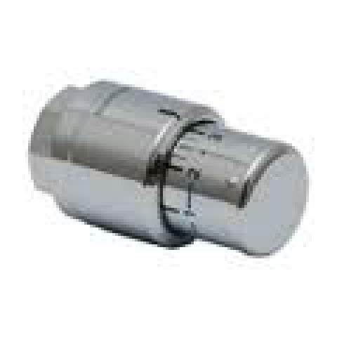 Oventrop-thermostaat UNI-SH verchroomd 7-28 graden M30 x 1,5 mm met vloeistofsensor - 1012069