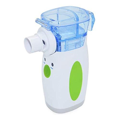 TONINI tragbaren Mini-Vernebler Sprayer, Hand Mesh-Atomizer Vernebler Ultraschall-Personal-Dampfer for Kinder & Erwachsene Reisen und zu Hause zum täglichen Gebrauch