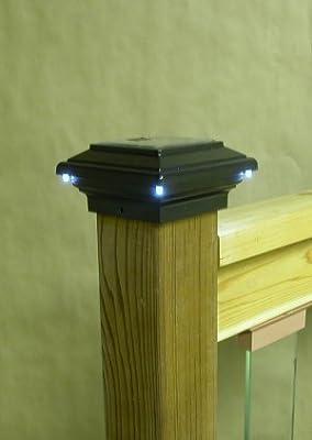 Aurora Deck Lighting Spw5038 Pegasus Solar 3 5 Inch Post