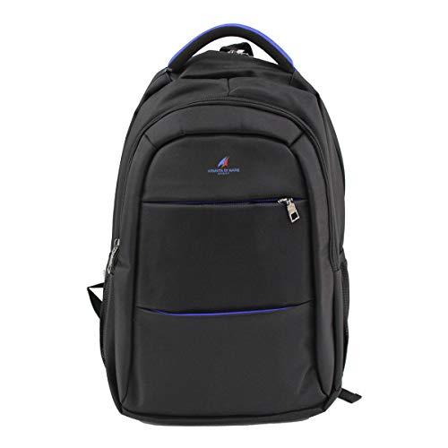 Armata di mare Zaino viaggio nylon modello grande porta tablet bag679 nero
