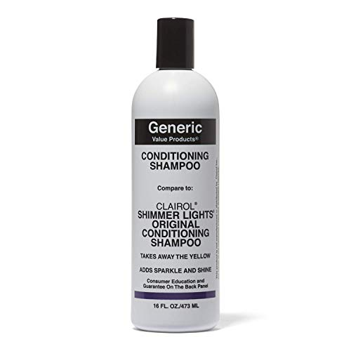 Generic Value Products Conditioning Shampoo Compare to Shimmer Lights