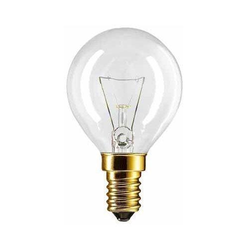 Philips P45X78 - Lot de 2 ampoules de four 40 W E14 Transparent