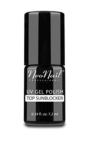 NEONAIL Nagellack UV Überlack TOP SUNBLOCKER UV 7,2 ml