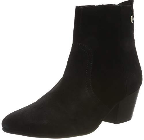 ESPRIT Damen Dady Western Bootie Stiefeletten, Schwarz (Black 001), 39 EU