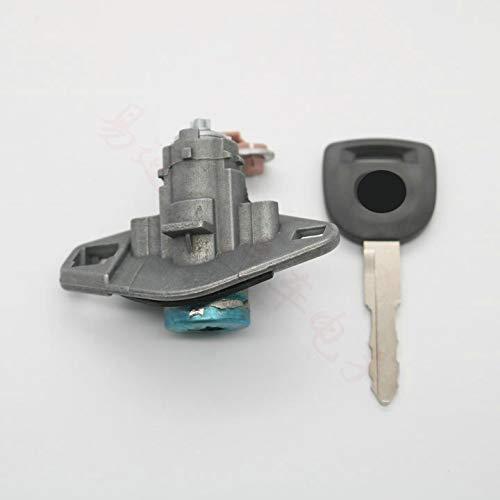 Mrfmh Bloqueo de Encendido Cerradura de Encendido Cilindro Tecla mecánica de embrión Cerradura de Encendido/Ajuste para Audi A3 (Color : 2)