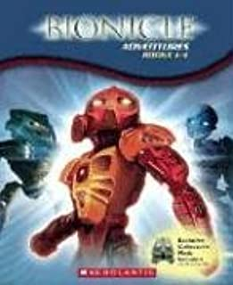 Boxset #1-4 With Mask (Bionicle Adventures) (No. 1-4)