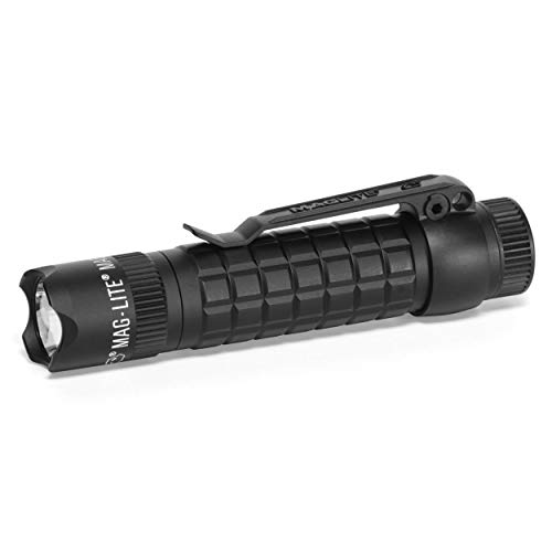 Maglite Mag-Tac LED 2-Cell CR123 Flashlight -...