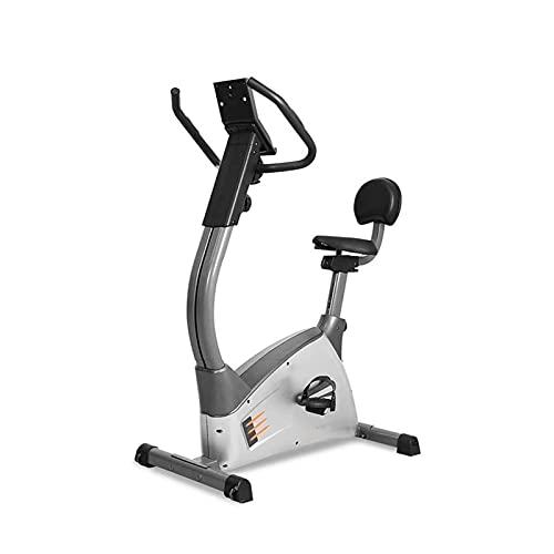 DJDLLZY Bicicleta de Ejercicio Portátil Ajustable Ultra Silencioso Control Magnético Vertical Equipamiento de Fitness Bicicleta para Hacer Deporte en Casa (Tamaño: 100 * 60 * 140 cm)