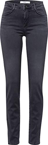 BRAX Damen Style Shakira Jeans, Used Grey, 34K